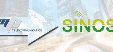 Aus MP-Telekommunikation GmbH wird SINOS GmbH