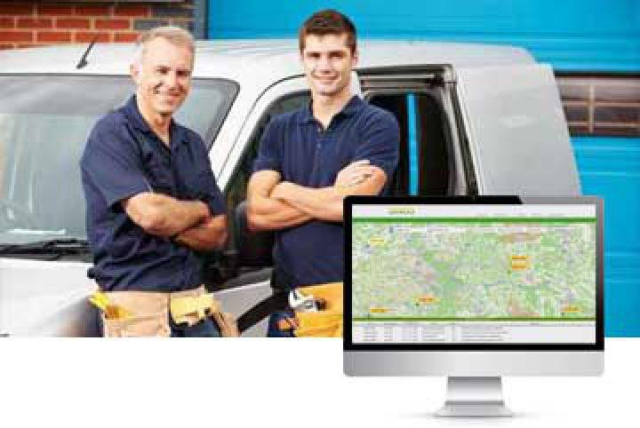 GPS Ortung für Handwerker