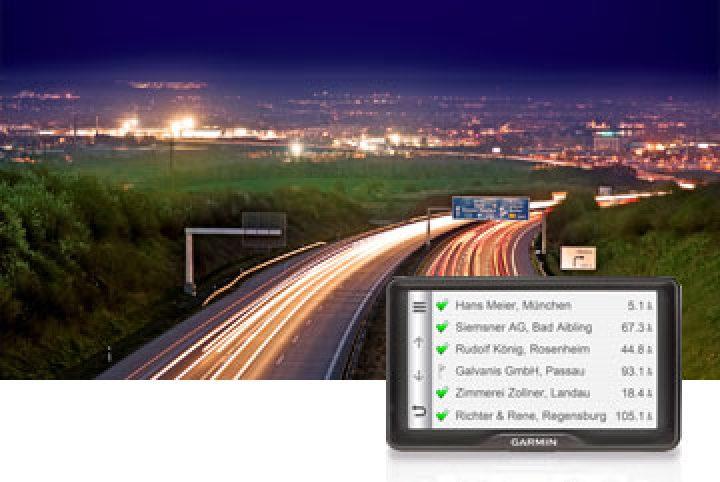 Mobiles Auftragsmanagement mit Sinos GPS Ortung