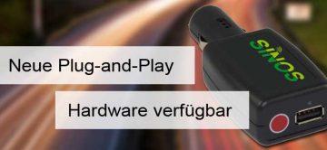Neue Hardware verfügbar! SINOS FM-Plug 4 ZA