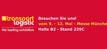 SAVE THE DATE - transport und logistic 2017
