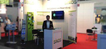 Transport Logistic 2017 - Ein voller Erfolg für SINOS